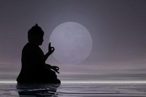 فراغ القمر